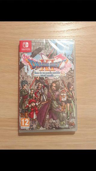 Dragon Quest XI NUEVO precintado Switch