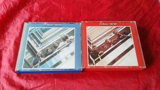 LOTE 4 CDS Beatles