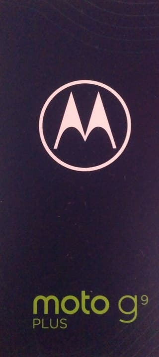 Moto G9plus