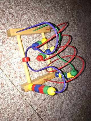 Juguete madera niños