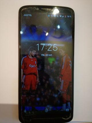 móvil Motorola G6 play