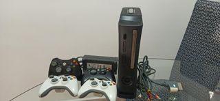Xbox 360 120GB 4 MANDOS