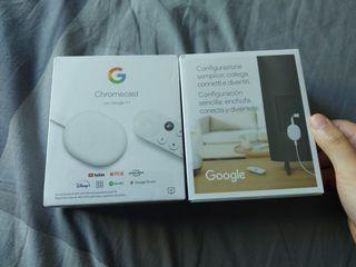 SOLO HOY!!! Chromecast Con Google TV Precintado