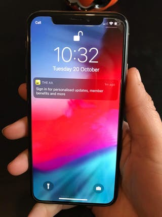 Apple iPhone XS unlocked