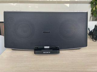 Sony RDP X200IP Altavoz bluetooth compatible