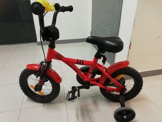 Prometheus Bicicleta Infantil   12 Pulgadas