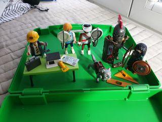 Maletin playmobil