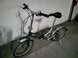 bici plegable BH ibiza
