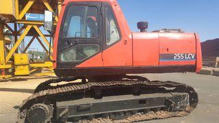 Retroexcavadora Excavadora Doosan 220 LC