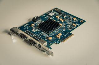 Tarjeta Audio PCIe Avid Pro Tools HD Native