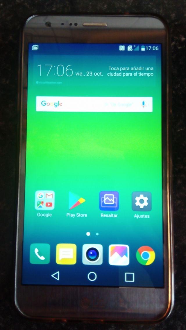 Móvil LG smartphone Octacore 1080p doble cámara