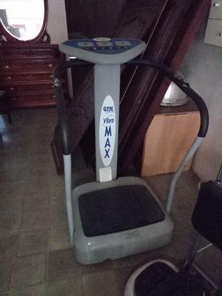 maquinas gimnasio, vibromax