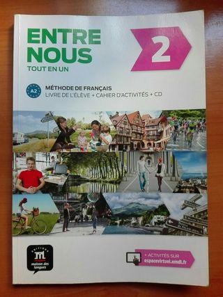 Entre Nous 2 (Francés A2)