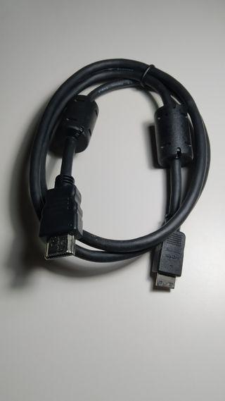 CABLE MINI HDMI A HDMI