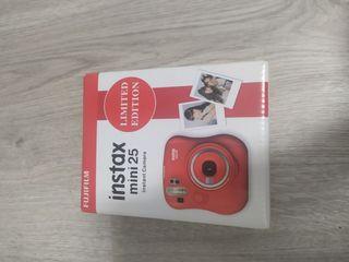 cámara fotos instant fuji