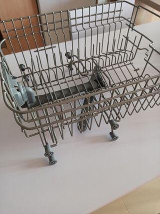 bandejas lavavajillas hoover