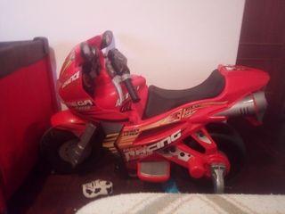 moto de batería nueva :)