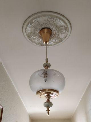Set de lámparas vintage