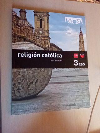 Libro Religión Católica 3°ESO