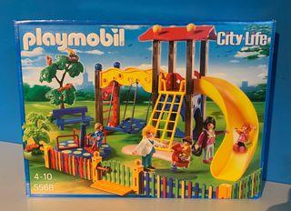 Playmobil Ref 5568 parque infantil