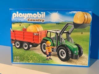 Tractor Playmobil ref 6130