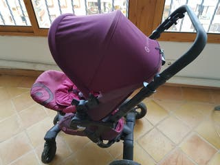 Carro bebé Concord Silla de Paseo Neo