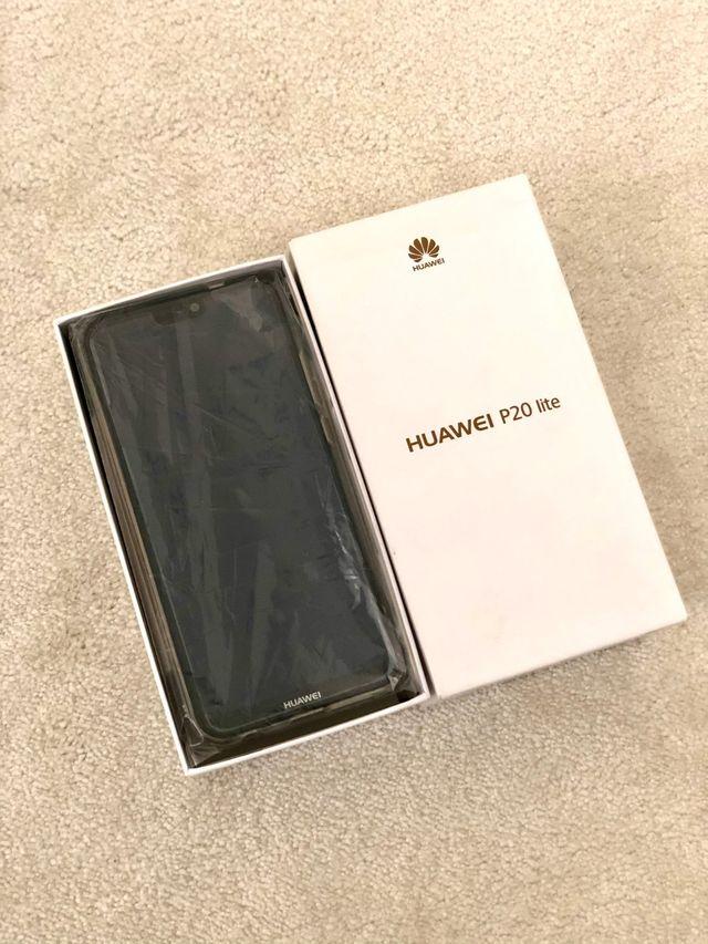 Huawei P20 Lite.