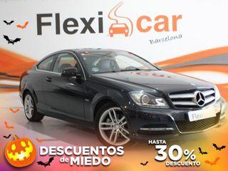 Mercedes Clase C C 180 Blue Efficiency Coupé