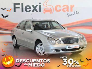 Mercedes Clase E E 200 CDI CLASSIC