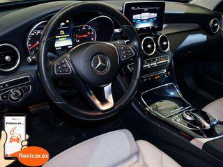 Mercedes Clase C C 250 BlueTEC AMG Line Estate