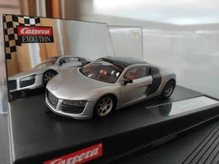 Audi R8 Chasis HRS2 Slot.it