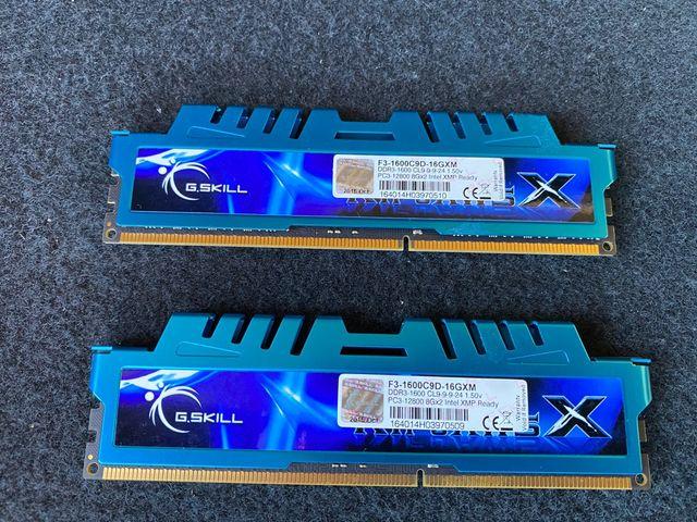 Memoria Ram 16GB (2x8gb) DDR3