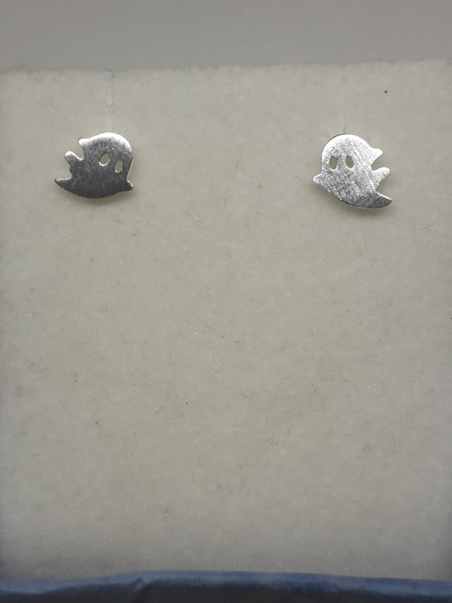 Halloween New Design Little Ghost Earrings