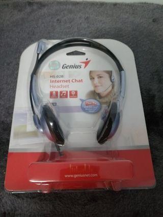 auriculares para ordenador Genius