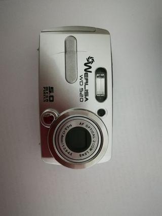 cámara de fotos digital