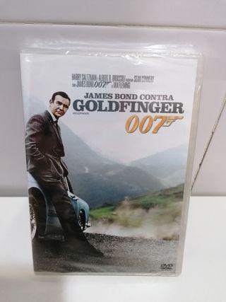007 Goldfinger DVD NUEVO