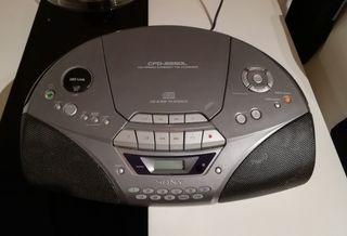 Radio CD Sony