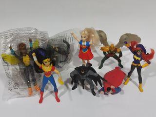 Lote N.1 - juguetes Superheroes DC -
