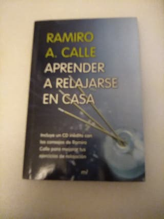 libro APRENDER A RELAJARSE EN CASA
