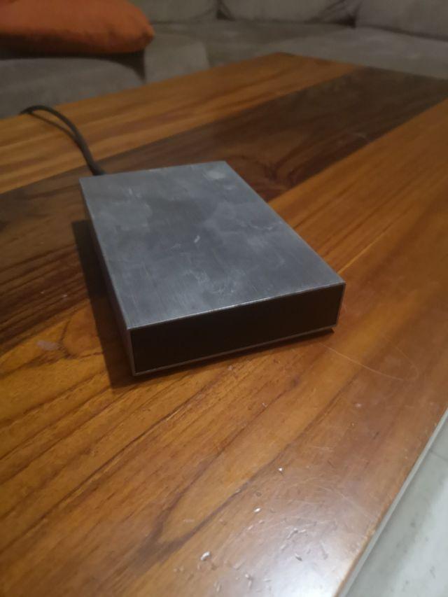 Disco duro externo LACIE 1 TB