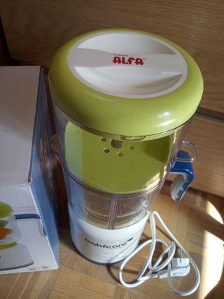 Robot cocina bebé