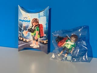Tim el Viajero Playmobil
