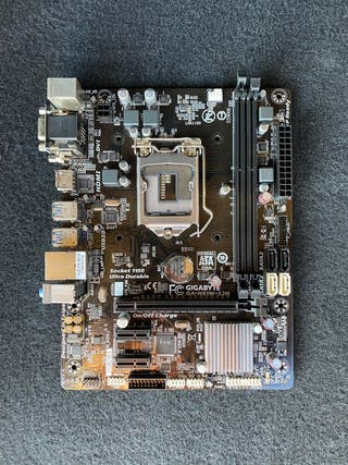 Placa Base Gigabyte Socket 1151 Ultra Durable
