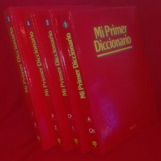 Mi primer diccionario 1985 EDITORIAL ORIGEN