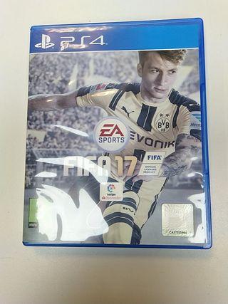 FIFA 17. PS4