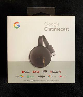 Chromecast 3, PRECINTADO