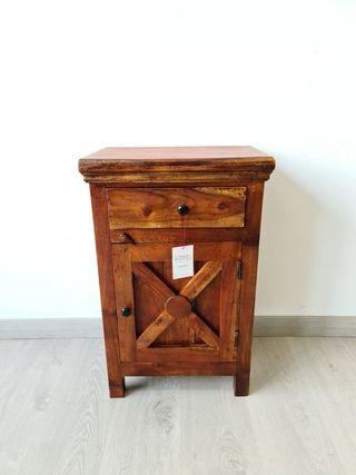 Comoda Rustica de Caoba Mueble Indio