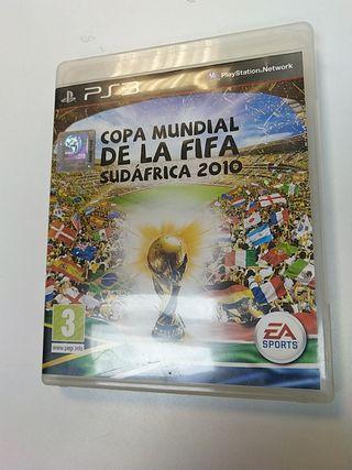 COPA MUNDIAL SUAFRICA 2010. EA/ SPORTS