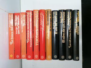 Colección premios Planeta y finalistas '78-'87