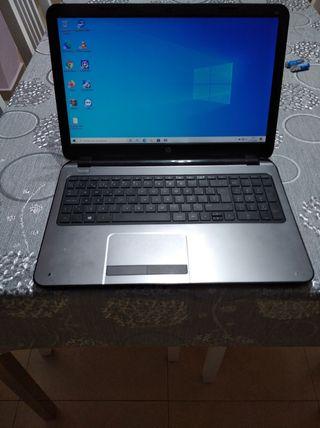 portátil HP 255 g3 con ssd